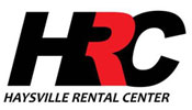Welcome to Haysville Rental Center