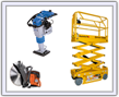 Equipment rentals in Wichita KS