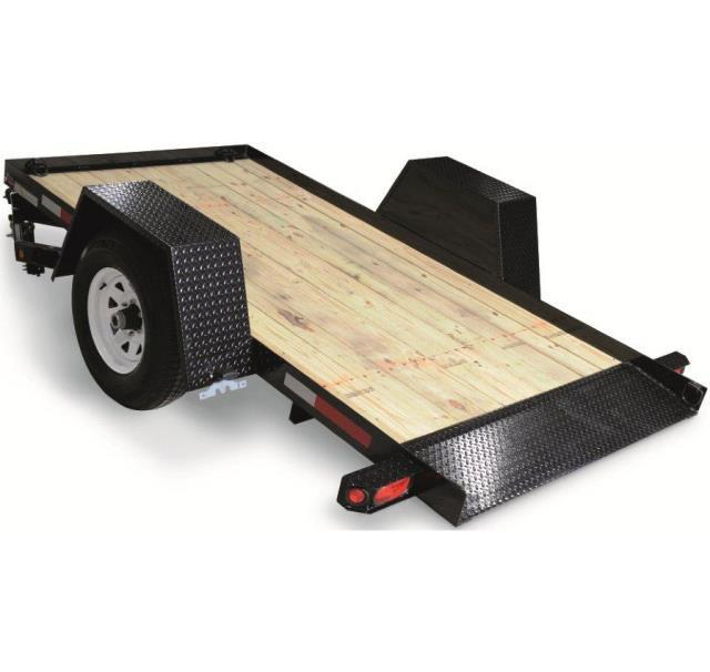 Where to find TRAILER - 5 x10   SINGLE AXLE - TILT BED in Wichita