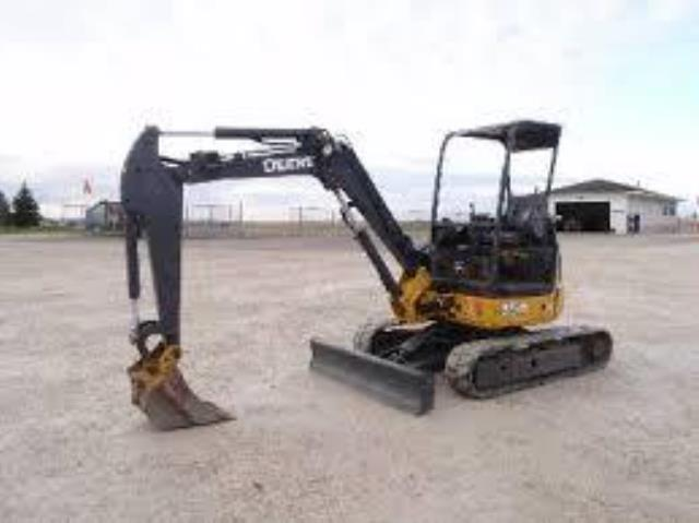 Where to find EXCAVATOR - Model 35   11 4 in Wichita