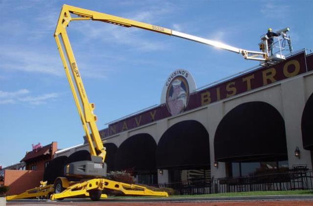 Where to find TOWABLE BOOM LIFT - 55  HEIGHT in Wichita