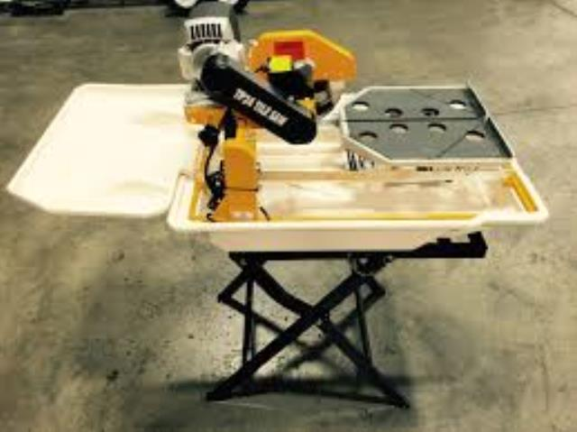 Where to find Wet Tile Saw  2 - 10   MQ in Wichita