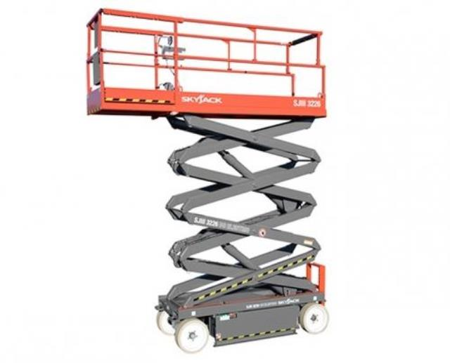 Where to find SCISSOR LIFT - 26 in Wichita