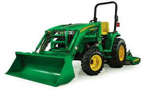 Where to find Tractor -  5  John Deere 32hp in Wichita