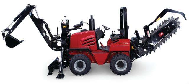 Where to find TRENCHER - TORO RT600 in Wichita