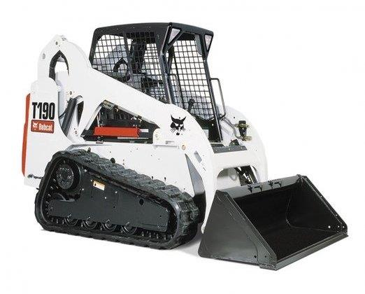 Where to find BOBCAT T595  15 - TRACKLOADER in Wichita