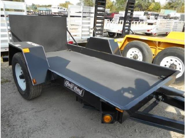 Where to find TRAILER -  4 x9  STEEL DECK, TILT W GATE in Wichita