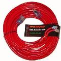 Where to rent 100  12 3 Lighted Electrical Cord - Red in Wichita KS