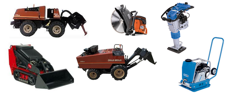 Earthmoving equipment rentals in Wichita Kansas, Derby KS, Clearwater, Wellington, & Haysville